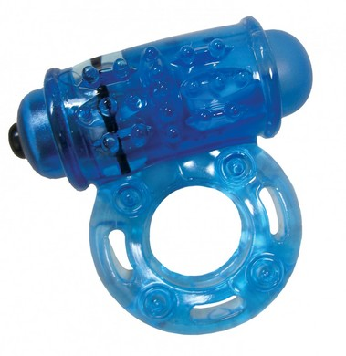 O Wow Vibrating Ring Assorted Colors