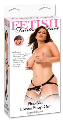 Plus Size Strap On