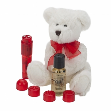 Amour Be Mine Cuddle Massage Kit