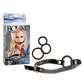 Open Ring Gag with Interchangeable Rings