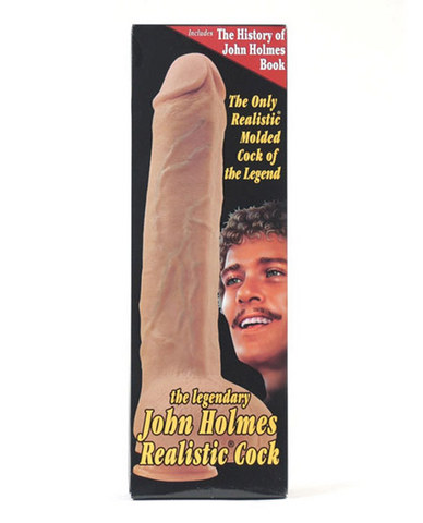 John Holmes Realistic Dildo