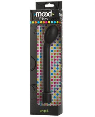 Mood Frisky G-Spot Vibrator Black