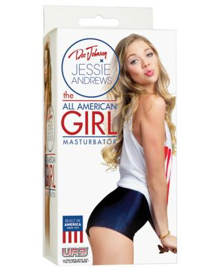 Jessie Andrews All American Masturbator