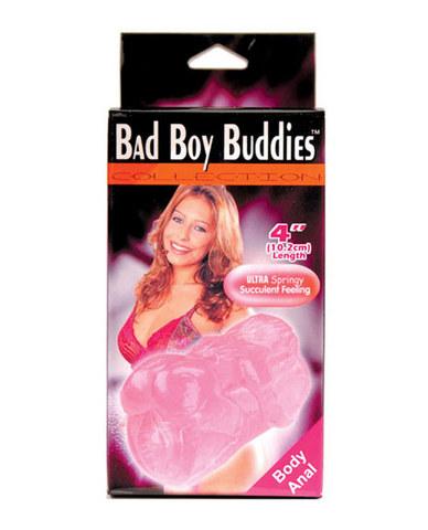 Bad boy buddies - body anal