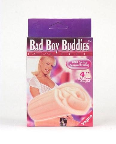 Bad Boy Buddies Real Feel Vagina
