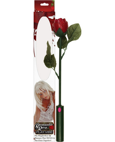 Romantic rose play vibe