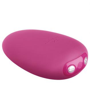 Je joue mimi 5 vibration speeds and patterns clitoral stimulator - rose