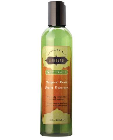 Kama sutra naturals massage oil - natural tropical fruits