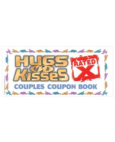 Coupons X-Rated Hug and Kiss