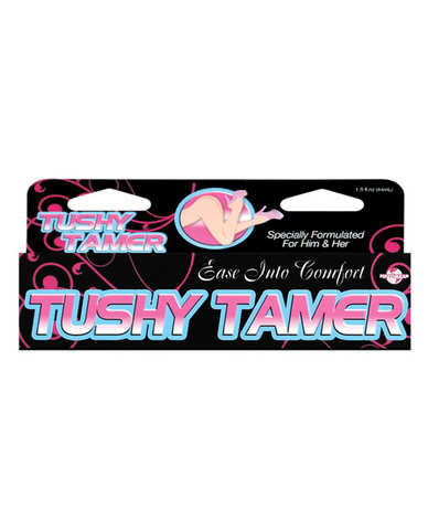 Tushy Tamer Cream 1.5 oz Anal Desensitizing Cream