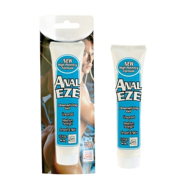 Anal Eze Desensitizing Gel 1.5 fluid ounces