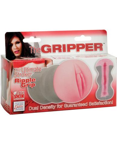 The Gripper Ripple Grip Stroker