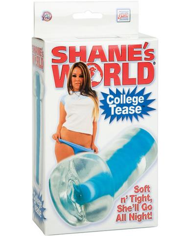 Shanes World College Tease Mastubator Blue
