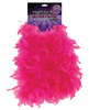Night to remember 72in feather boa - pink by sassi girl