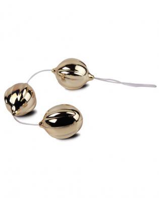 ViBalls Duotone Balls, Gold Triple