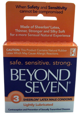 Beyond Seven 3 Pack Extras B70003
