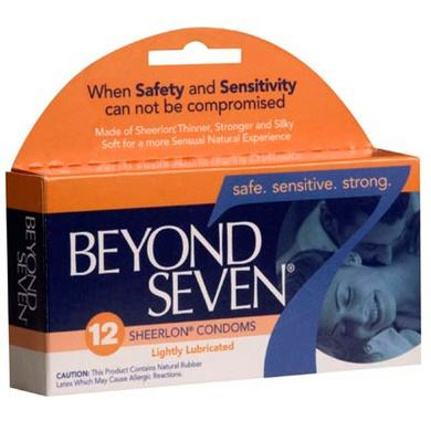 Beyond Seven 12 Pack Extras B70012