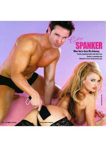Cathy's Spanker