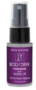 Body Dew Bath Oil Pheromone 1oz