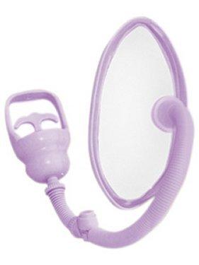 Non-Vibrating Pussy Pump Plus Purple