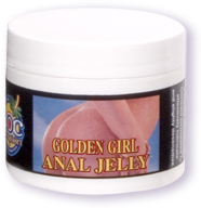 Golden Girl Anal Jelly 1.9 Oz.
