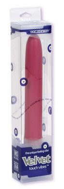 Velvet Touch Vibes 7 Inch Dusty Rose Vibrator