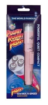 Pocket Rocket Plus Pink Massager