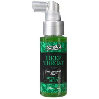 Goodhead Deep Throat Spray Mystical Mint 2oz