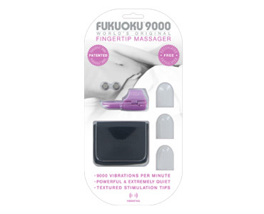 Fuzuoku 9000 World's Original Fingertip Massager