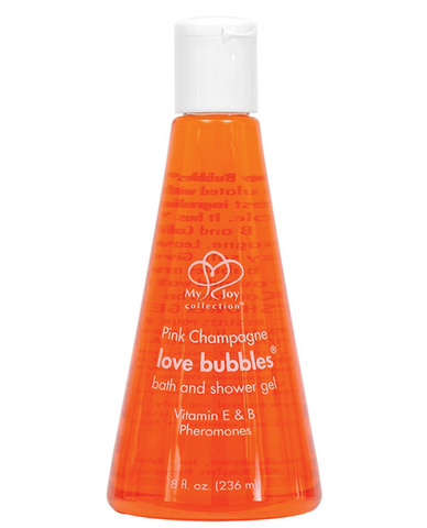 Love Bubbles 8Oz Sensual Strawberry