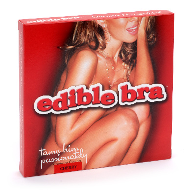 Edible Bra-Chocolate