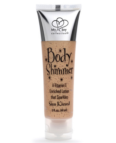 Body Shimmer-Sunkissed Gold 2.Oz
