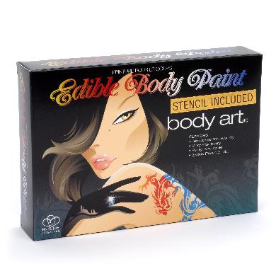 Edible Body Art