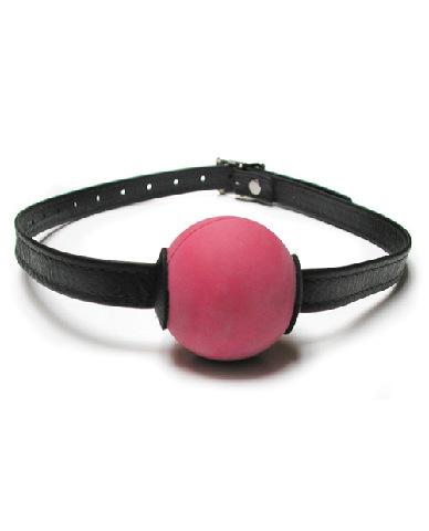 Bondage Basics Pink Ball Gag