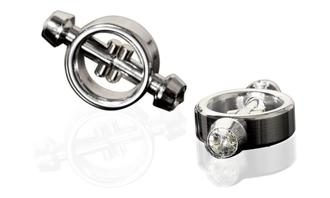 Metal Worx Magnetic Nipple Clamps