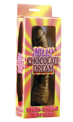 Jelly Chocolate Dream Vibrator - 2