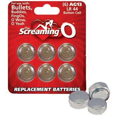 AG13 Batteries 6-Pack