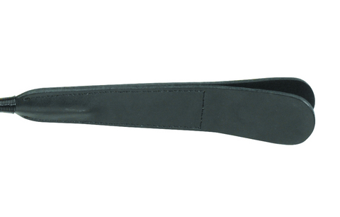 Deluxe Doggin Bat Crop 24 Inches Black