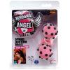 Joanna Angel Spiked Duotone Balls Pink WF14776_1thmb