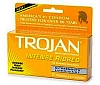 Trojan Intense Ribbed Ultrasmooth 12pk T94650thmb