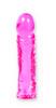 8 inch pink Jelly dildo 0285-01-thmb