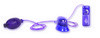 Clit and Vaginal Pump and Vibrator - Purple 0615-02thmb