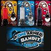 One-Armed Bandit Penis Pump - Charcoal 0685-02thmb