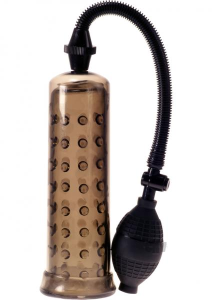 Pumped Up Smoke Penis Pump Linx Black