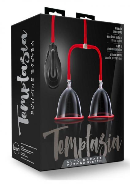 Temptasia Auto Breast Pump Blk