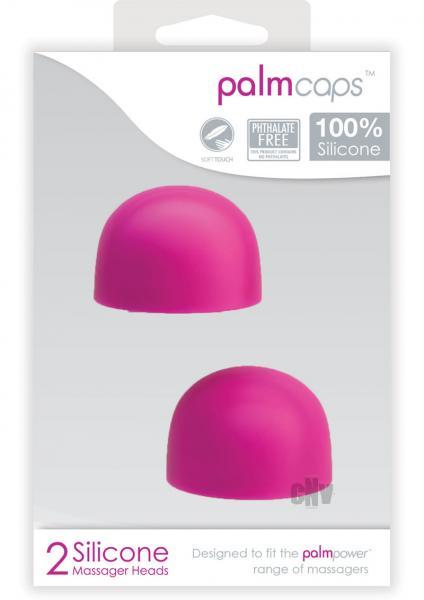 Palm Caps 2 Silicone Heads Attachments