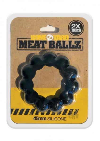 Boneyard Meat Ballz Black