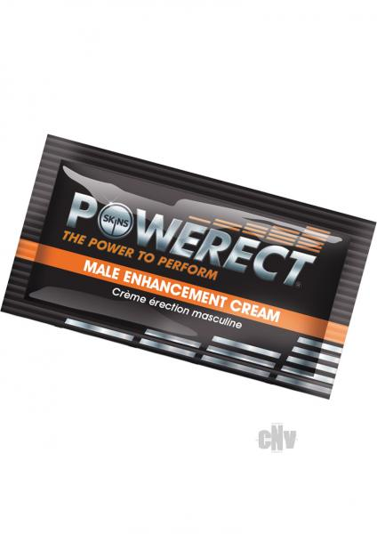 Powerect Arousal Cream .17 fluid ounce Foil