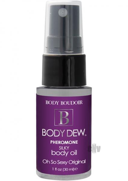 Body Dew Oil Pheromone Original 1oz