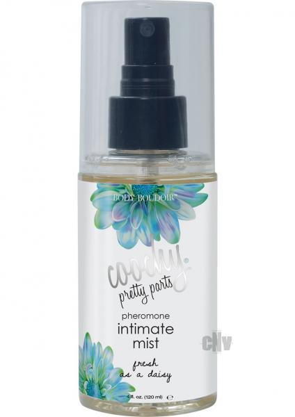 Coochy Pretty Parts Mist Fresh Daisy 4oz